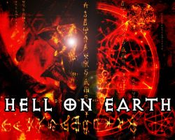 HELL ON EARTH by R-Clifford