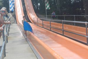 The Water Slide, End of the Line 2 by Miss-Tbones