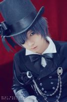 Ciel Phantomhive by 35ryo