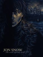 Jon Snow by vervex
