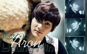 Aron wallpaper by Nicolca94