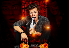 HARRY STYLES | HAPPY HALLOWEEN by bylopezandtoxic