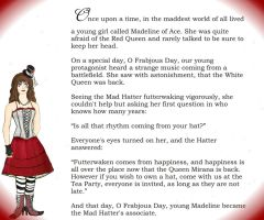 Madeline's Story by Silyah246