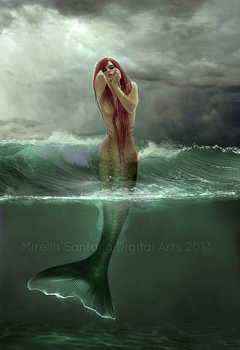 Queen Of Sea II by MirellaSantana