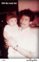 :: With My Lovely Dad :: by ikhbal