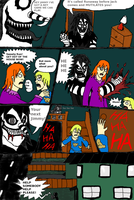 Laughing Jack Comic p2 by ShadowChaser12