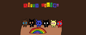 Kitty Babies Title Card by hershey990