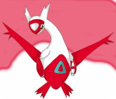 Latias for Stardroidjean by ChuLover14