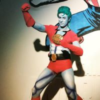 Captain planet cosplay by taifu89