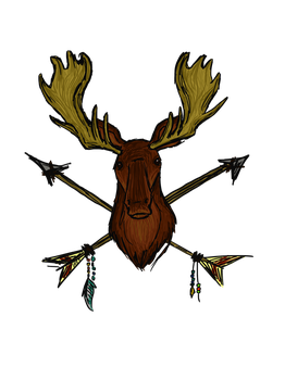 Moose by Loqueseaaa