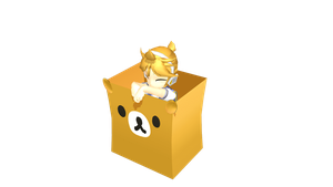 Box Rilakkuma Dl by Espirea