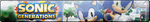 Sonic Generations Button by ButtonsMaker