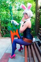 Battle Bunny Riven - Ooopss! by DyChanCos