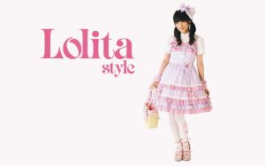 Lolita wallpaper by guillaumes2