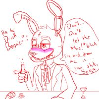 Go Home Bonnie... by FoxyIsLoveFoxyIsLife