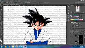 Preview-goku-shipudent by metochomorocho