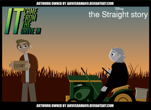 THE STRAIGHT STORY REVIEW TCARD by Jarvisrama99