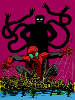 Superior Spider-Man is watching... by CagsCreations