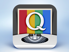InstaQuote App Icon Design by Ramotion