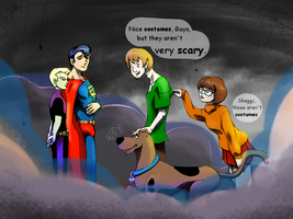 Jinkies! in color by ResidentialPsycho