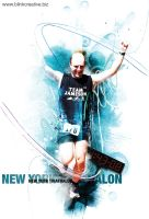 triathalon  2 by charliemonster