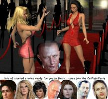 Diva Diva Celebrity Custom Private Catfights by westcat