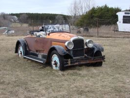 1928 Nash stock by asaph70