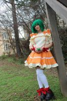 Ranka Lee - Macross Frontier by Twin-EdgeCosplay