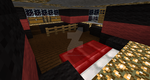 Castle KP Master Bedroom (MINECRAFT FORTRESS) by Kingpin2007