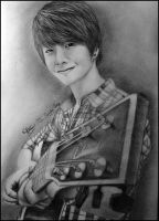 Sungha Jung by DienIsnaini