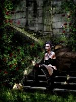 Lonely Elf by sweetpoison67