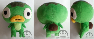 Kappa Plush by Lemonpez