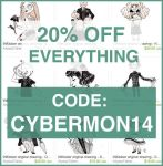 Cyber Monday Sale! 20% Off Everything! by AlyssaTallent