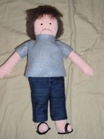 PATD Plushie- Jon by thedollmaker