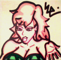How Do You Like My Shells? Post-It by dark-es-will