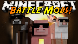 Battle Mobs by SkyDoesMinecraft