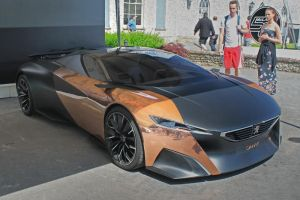 Peugeot Onyx by smevcars
