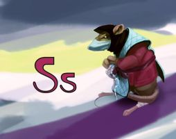 S is for Sub-Splinter by garyjsmith