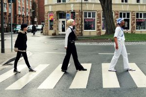 The Durarara Beatles!! by Tenshiii3