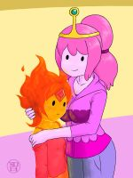 Yeah You'd Better Lock Her in a Lantern by -coldfusion-