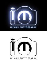 Iceman Photography logo 02 by Surfer-HUN