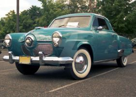 1951 Studebaker by focallength