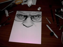 Walt from Breaking Bad WIP2 by prod44