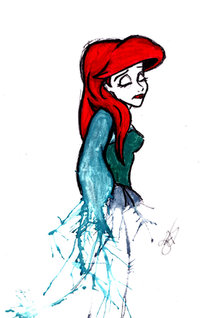 Emotions: Ariel by Eleanor-Anne6