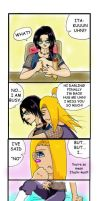 ItaDei comix by Tales-of-sharingan