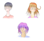Hair Practice by Mirlin