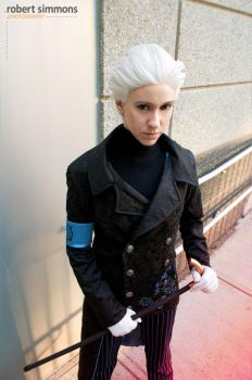 PAX East: Leader of the Order by burloire