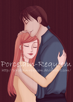 In your arms... by Porcelain-Requiem