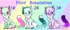 Breedables     OPEN by Mud-Muffin