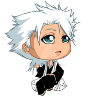 .Nonki.Goods+Bleach Hitsugaya by maddein